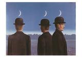 Le Chef d'Oeuvre Ou les Mysteres de l'Horizon, c.1955 Plakater af Rene Magritte