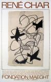 Rene Char Plakater af Georges Braque