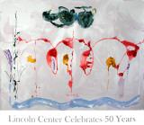 Aerie Silketrykk av Helen Frankenthaler