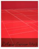 Roland Garros Reproduction pour collectionneur par Kate Shepherd