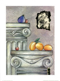 Fruits and Stones III Prints by Brigitta Kistlers
