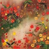 Gardens in the Mist XI Art by Aleah Koury