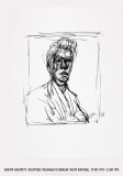 Self-Portrait Collectable Print by Alberto Giacometti