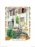 Coins de Provence I Prints by Roger Maligny