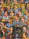 Roland Garros, 1999 Collectable Print by Antonio Segui