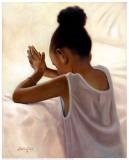 Bedtime Prayer Print by Sterling Brown