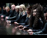 Harry Potter and The Deathly Hallows Part 1 - Deatheaters Photo Foto
