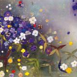 Gardens in the Mist IX Prints by Aleah Koury