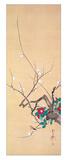 Januar Giclée-tryk af Sakai Hoitsu