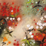 Gardens in the Mist XII Prints by Aleah Koury