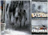Foule du Soir Posters af Anne Virlange