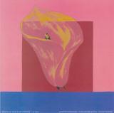 Fragrance IV Kunstdrucke von Alie Van de Velde