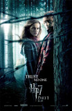 Harry Potter and The Deathly Hallows Part 1 - Ron and Hermoine Masterprint