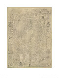 Mahapratisara Bodhisattva Giclee Print by Wang Weizhao