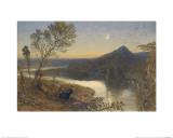Classical River Scene Giclee Print by Samuel Palmer