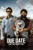 Due Date ポスター