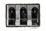 Parisian Archways III Posters by Laura Denardo