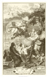 Atlas Historique Giclee Print by Bernard Picart