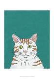 Pet Portraits III Prints by Chariklia Zarris