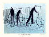 See You Monday George Samletrykk av Mackenzie Thorpe