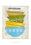 Retro Ware III Poster by Chariklia Zarris