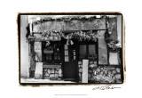 Café Charm, Paris II Posters by Laura Denardo
