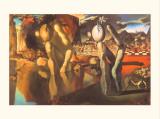Metamorphosis of Narcissus, 1937 Posters av Salvador Dalí