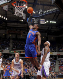 New York Knicks v Sacramento Kings: Amare Stoudemire Foto af Rocky Widner