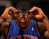 New York Knicks v Denver Nuggets: Amar'e Stoudemire Foto af Doug Pensinger