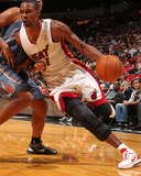 Charlotte Bobcats v Miami Heat: Chris Bosh Photo by Victor Baldizon