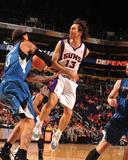 Minnesota Timberwolves v Phoenix Suns: Steve Nash Photo by Barry Gossage