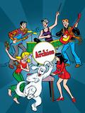 Archie Comics: The Archies Prints
