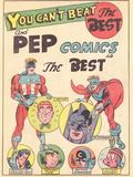 Archie Comics Retro: Pep comics Advertisement (Aged) Stampe