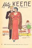 Archie Comics Retro: Katy Keene Pin-Up (Aged) Plakater av Bill Woggon