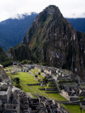 Machu Picchu, an Archaeological Site in Peru Photographic Print by Michael Hanson