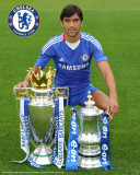 Chelsea_Ferreira-with Trophies Foto