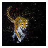 Cheetah Running Pôsters