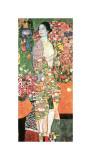The Dancer, c.1918 Gicléedruk van Gustav Klimt