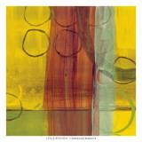 Kaleidoscope Rotations II Posters por Leslie Bernsen