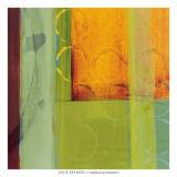 Kaleidoscope Rotations I Posters por Leslie Bernsen