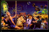 Carnival of Legends - George Bungarda Poster