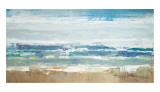 Pastel Waves Affiches par Peter Colbert