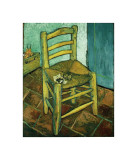Van Gogh's Chair, c.1888 Giclee Print by Vincent van Gogh
