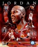 NBA Michael Jordan 2011 Portrait Plus Foto