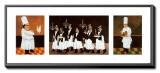 Restaurant des Capucines Impressão em tela emoldurada por Guy Buffet
