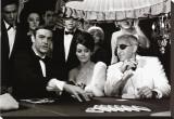 James Bond at the Casino, Thunderball Impressão em tela esticada