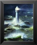 Lighthouse Affiche par Steve Bloom