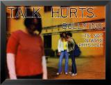Talk Hurts Plakater