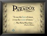 Paradox Affiches