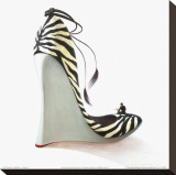 Highheels, Coolness Stretched Canvas Print by Inna Panasenko